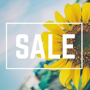 Other - Spring cleaning SALE! Everything. Limited time. 💞